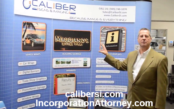 Caliber Signs &_ Imaging Client Profile - Orange County Attorneys