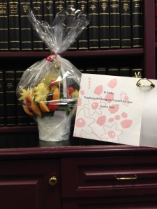 Gift for Incorporation Attorney