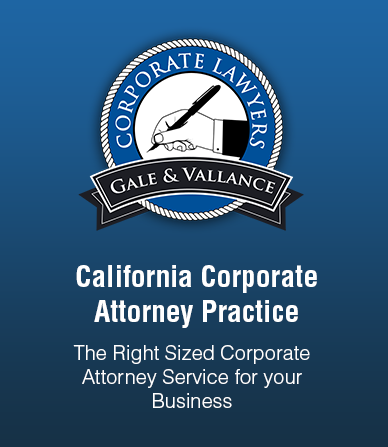 California Corporate Attorney Practice