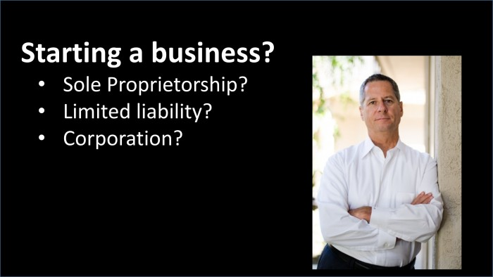 Business Entities Orange County California - Attorney Questions