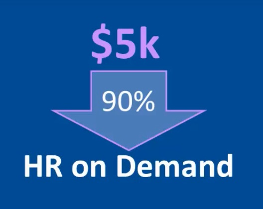 Affordable HR consultation services